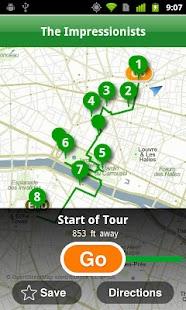 Paris City Guide - screenshot thumbnail