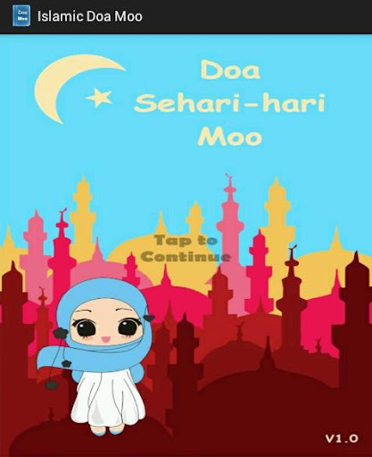 Islamic Doa Moo