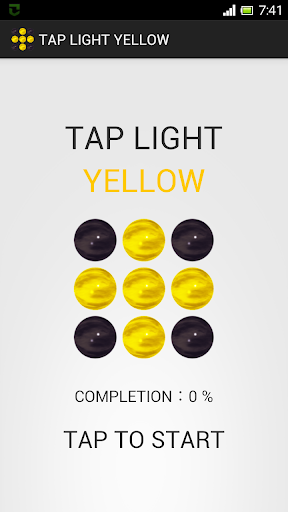 Tap Light Yellow+