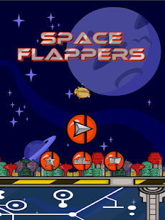 Space Flappers Friends of Flap