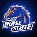 Boise State Broncos Clock logo