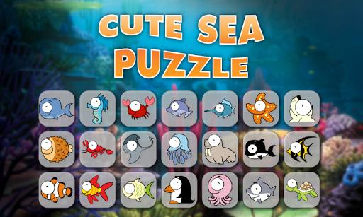 Cute Sea Puzzle