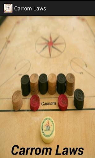 Carrom Laws