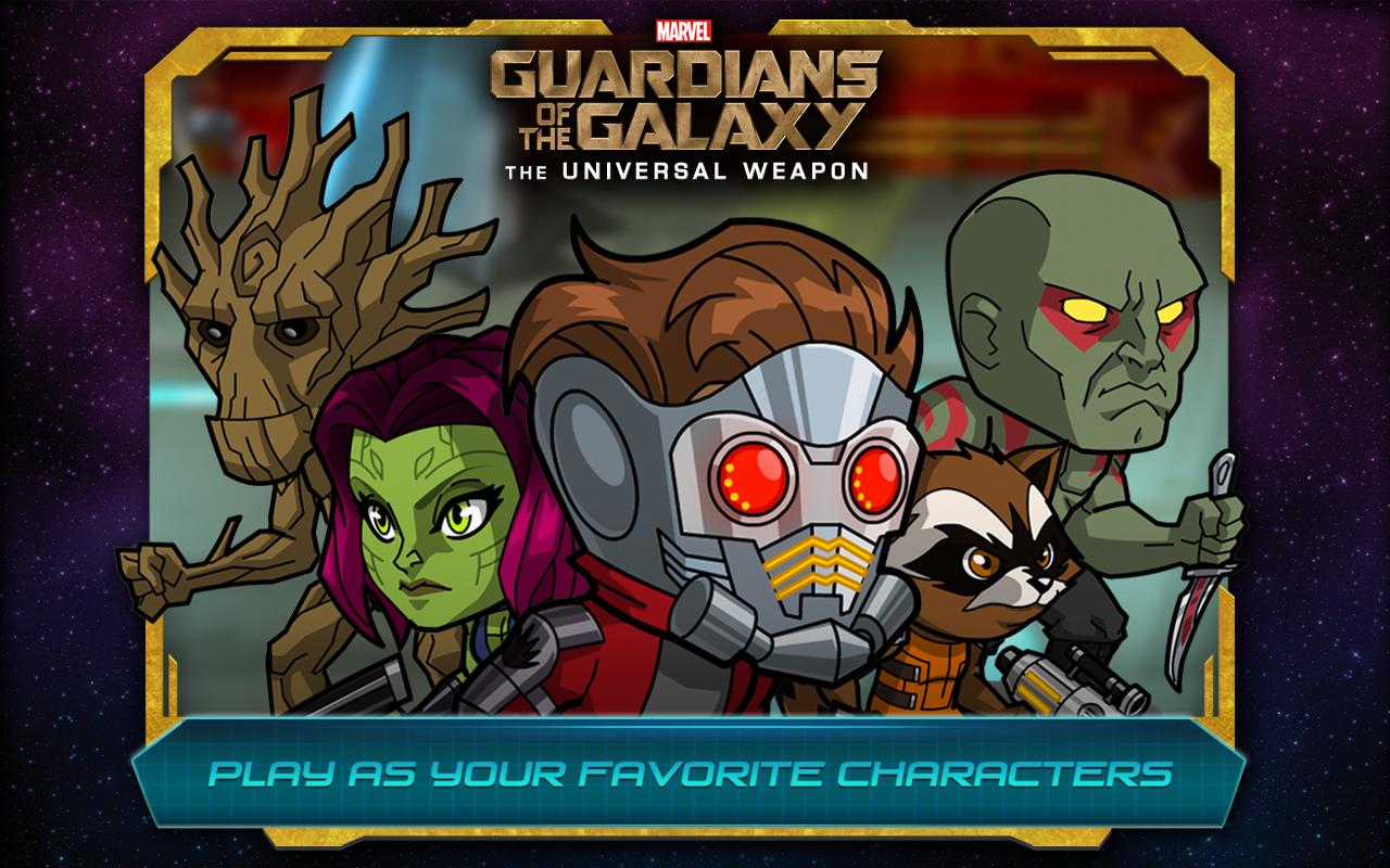 Guardians of the Galaxy: TUW screenshot #19