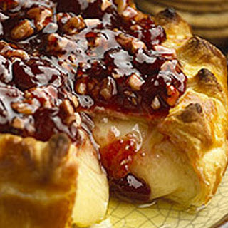 Baked Cherry Nut Baby Brie®.