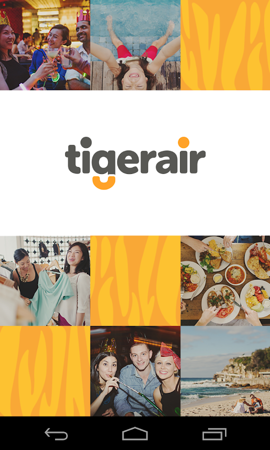 tigerair - screenshot