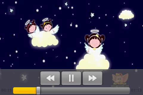 Lullaby Nursery Rhymes - screenshot