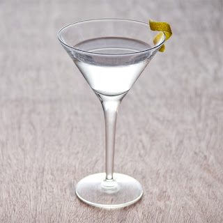 No. 3 Gin Martini
