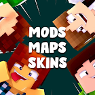 Maps Skins and Mods for Minecraft