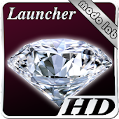 Diamond GO Launcher HD Pad thm