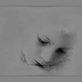 Little Angel by Europa Films - People Portraits of Women ( angel, children, portrait )