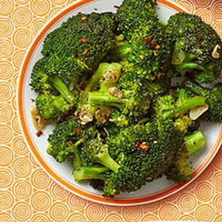 Garlicky Broccoli Bites Recipe