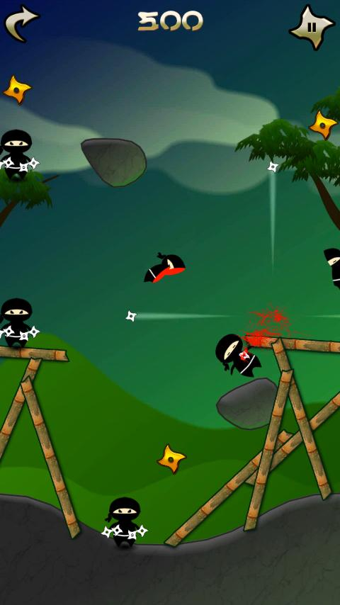 Stupid Ninjas- screenshot
