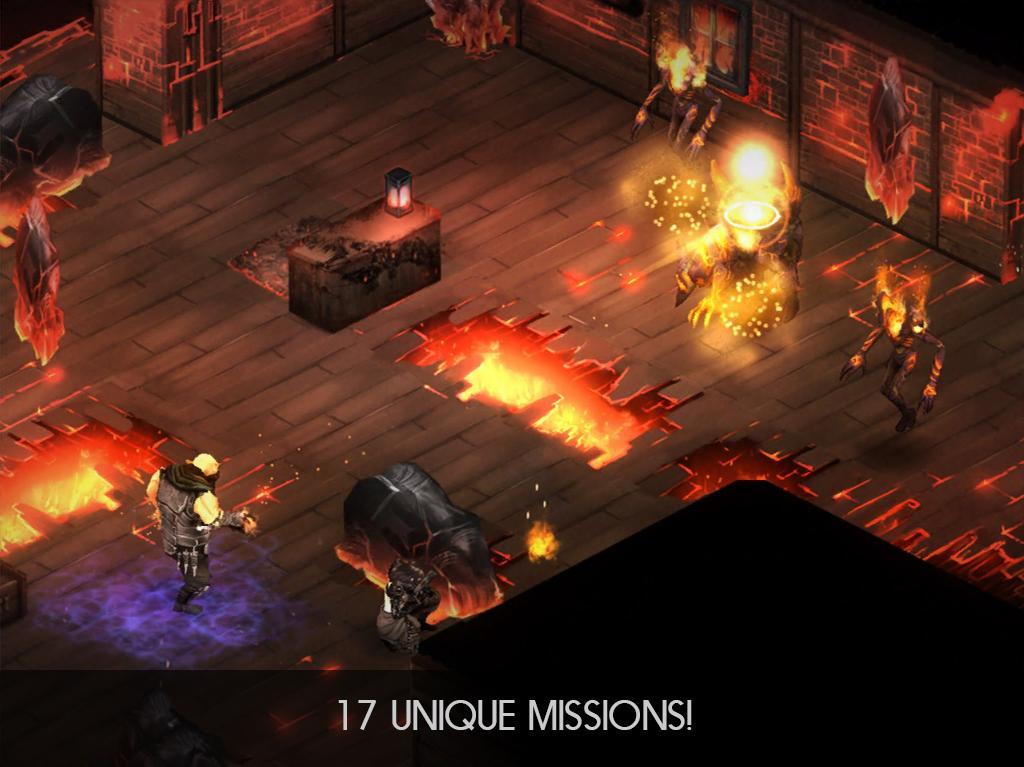 Shadowrun: Dragonfall - DC screenshot #3