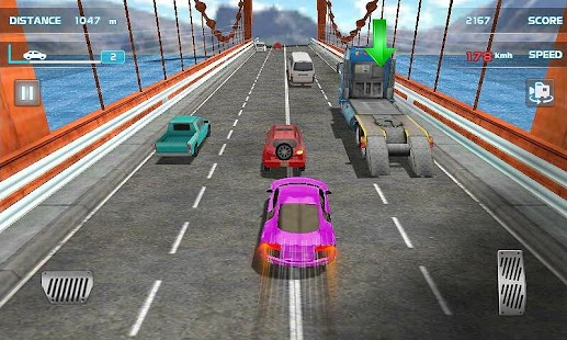 Turbo Driving Racing 3D- screenshot thumbnail
