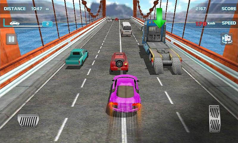 Turbo Car Racing Games Play Online