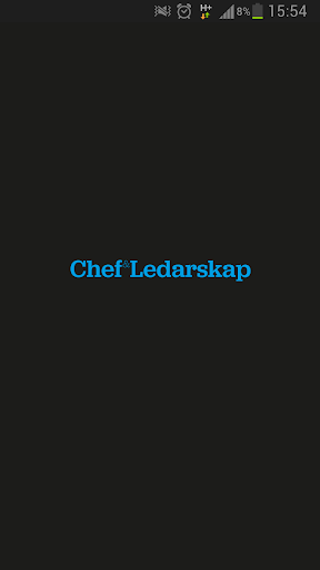 Chef Ledarskap