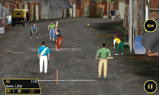 Street Cricket Pro- screenshot thumbnail