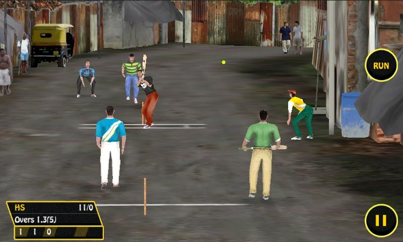Street Cricket Pro- screenshot