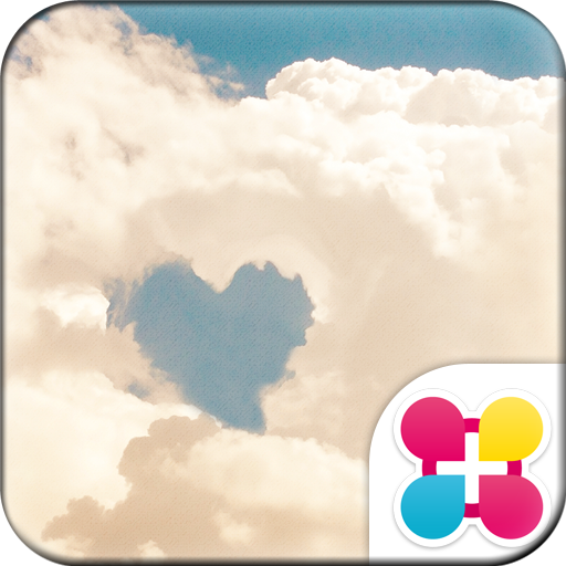 Lovely Sky for[+]HOMEきせかえテーマ Icon