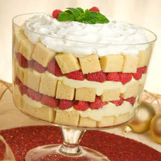 Berry Trifle.