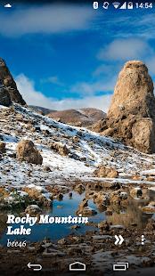 Muzei HD Landscapes Screenshot 6