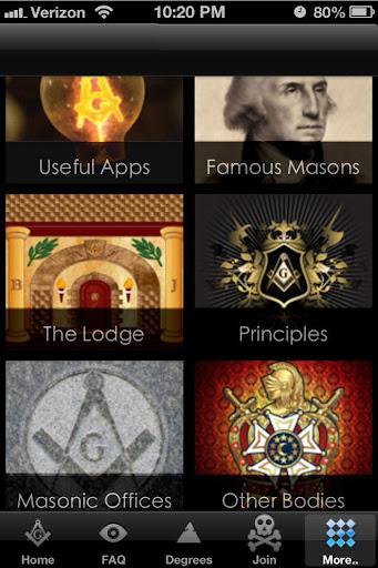 Freemason PRO -A Masonic Guide