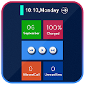 Blue Theme Go Locker icon