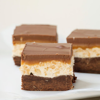 Caramel Commotion Bars