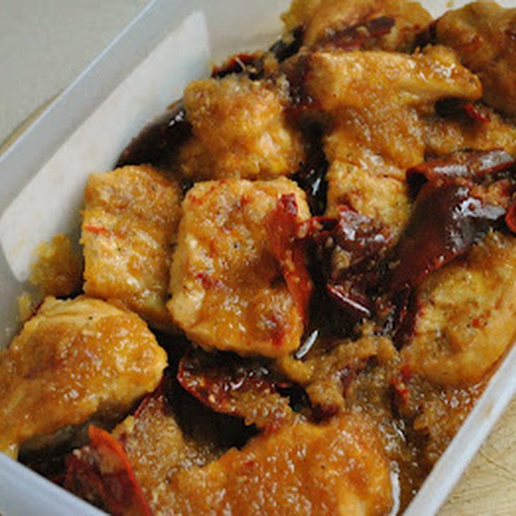 Roasted Chicken with Guajillo Chiles Recipe