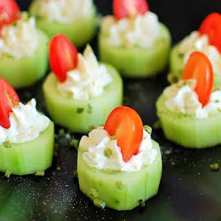Stuffed Cucumbers Recipes.