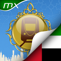Dubai Metro icon