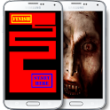 Scary maze for free icon
