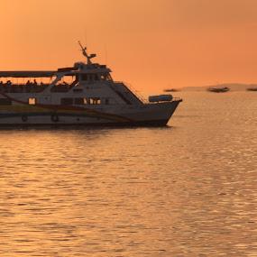 by Siddharth Kakade - Transportation Boats