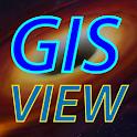 GIS View logo