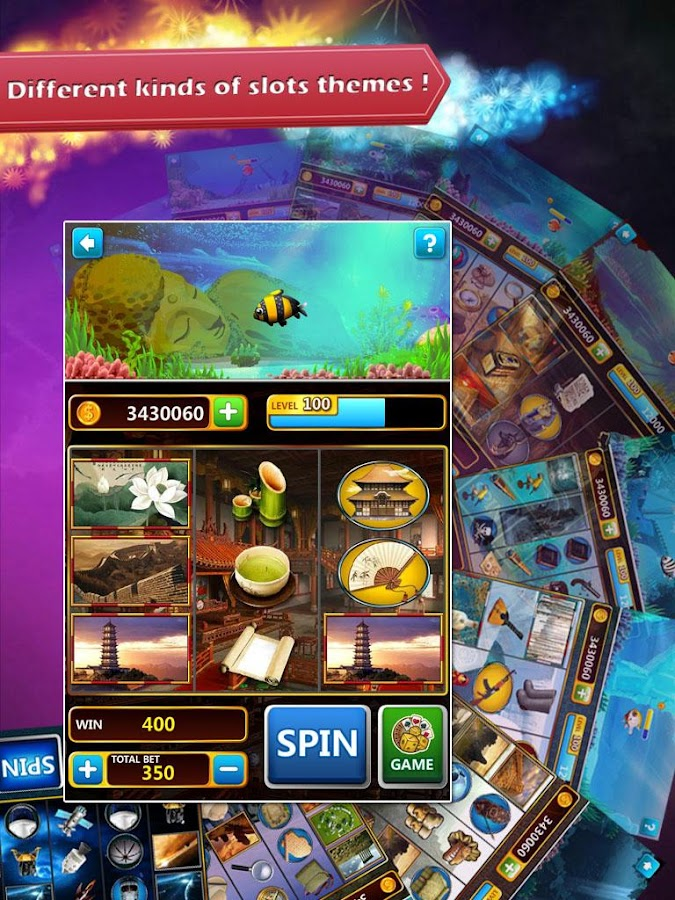 Slots Discovery- screenshot