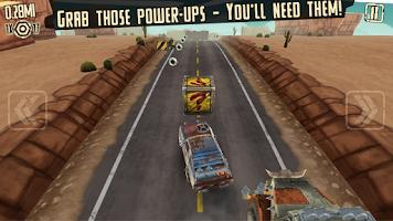 Screenshot of Mad Road Driver