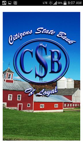 CSB Loyal Mobile