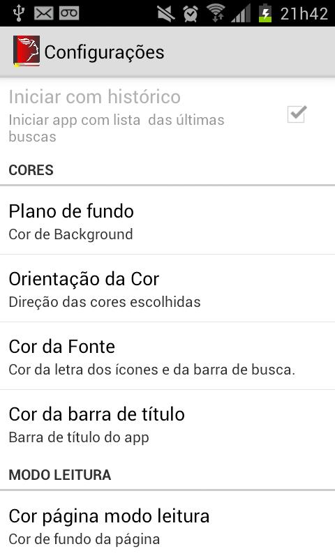 Dicionário Jurídico Gratuito - screenshot