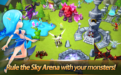 Summoners War: Sky Arena v1.1.1 Apk