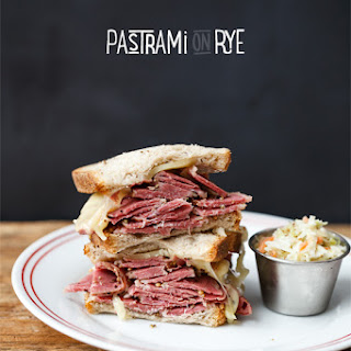 Pastrami Sandwich With Cheese Recipes.