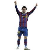 Lionel Messi HD widget