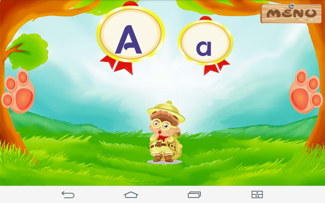 English Book Cover Design For Kids ~ Abc for kids education app android apps on google play