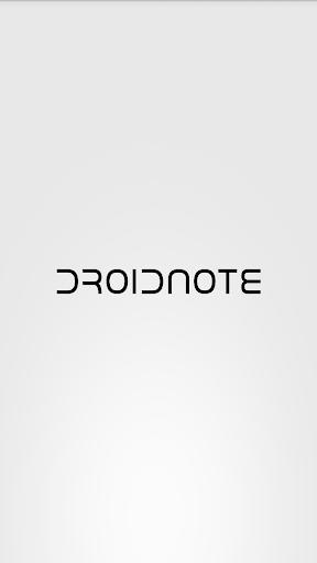 DroidNote