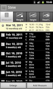 玩免費健康APP|下載Baby Growth Tracker app不用錢|硬是要APP
