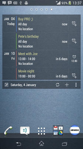 Calendar Widget — Support — WordPress.com