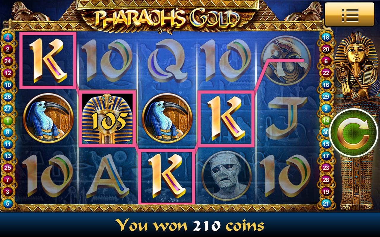 Slot egypt game