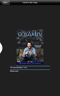 CoxToday- screenshot thumbnail