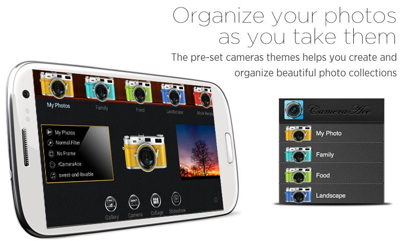 CameraAce - Picture Slide Show - screenshot