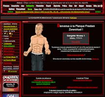 Screenshot of Braqueurs.fr